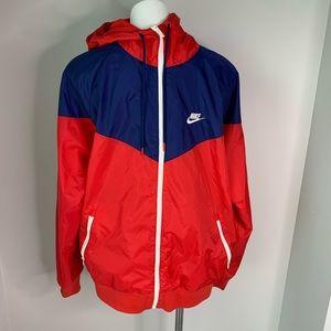 Nike Men's Windrunner Hooded Track Jacket